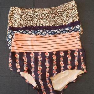 Bundle of womens panties.